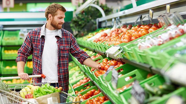 So sparst du beim Einkaufen im Supermarkt