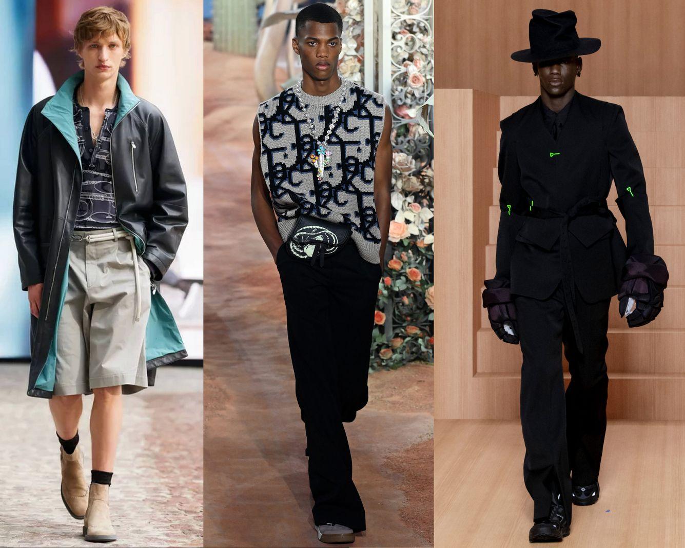 Männer-Mode-Trends 2022