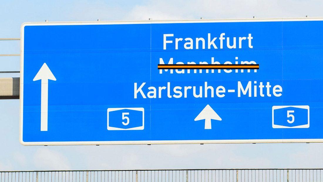Muss Mannheim durch Gendewrwahn in Personenheim umbenannt werden?