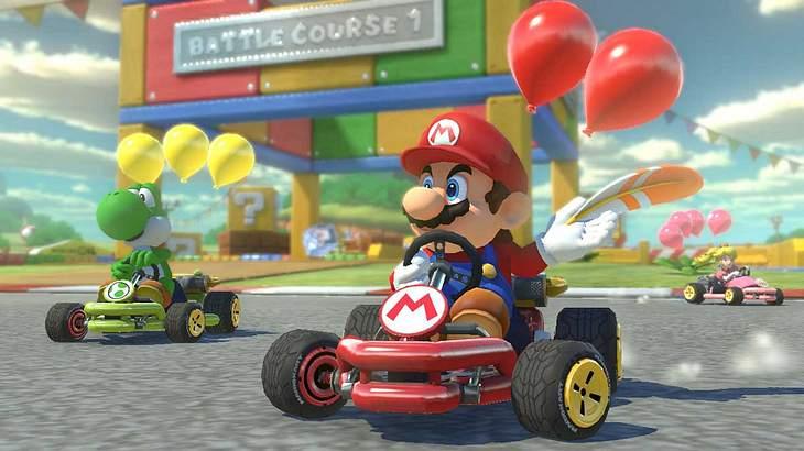 Mario Kart kommt aufs Smartphone