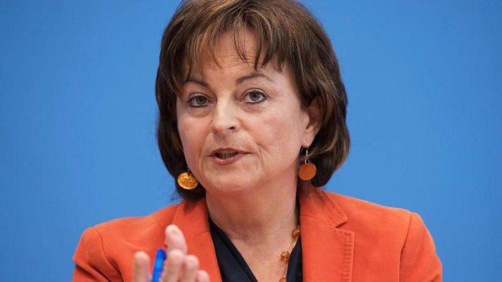 Bundesdrogenbeauftragte Marlene Mortler