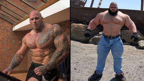 MMA-Gerücht: Härtester Mann des Planeten soll gegen den Iranischen Hulk kämpfen