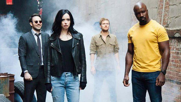 Marvel's Defenders: Brandneuer Trailer zur Netflix-Serie