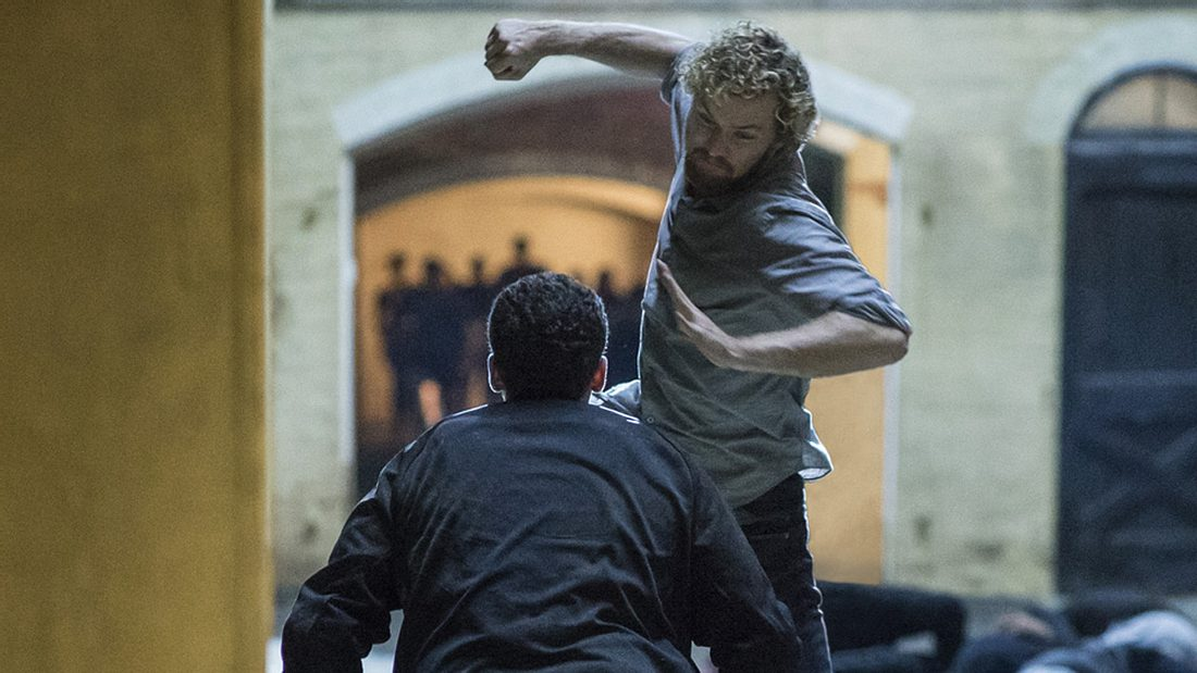 "Netflix März 2017:Ein neuer Held in Hell's Kitchen: ""Marvel's Iron Fist"""