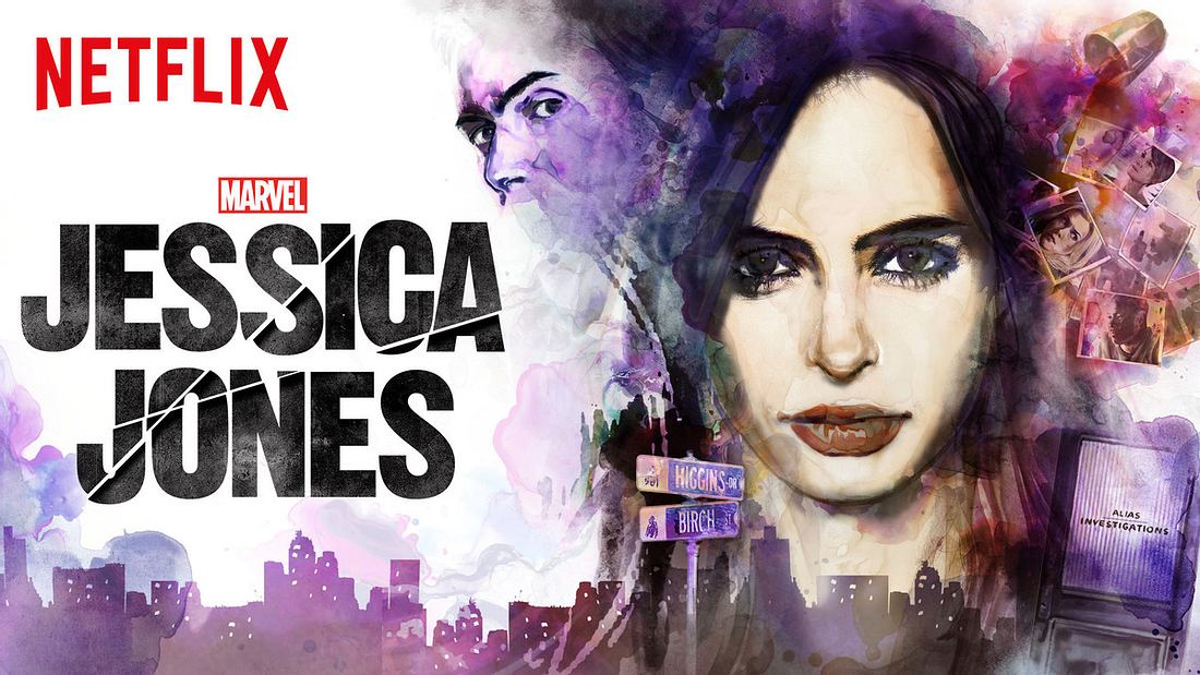 """Die Netflix-Serie """"Marvel's Jessica Jones"""" bekommt eine 2. Staffel"""