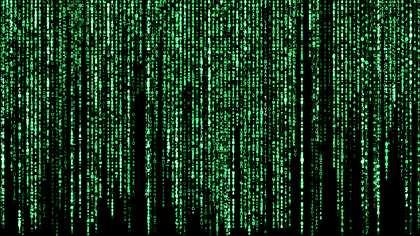 Matrix: Das bedeutet der legendäre grüne Code