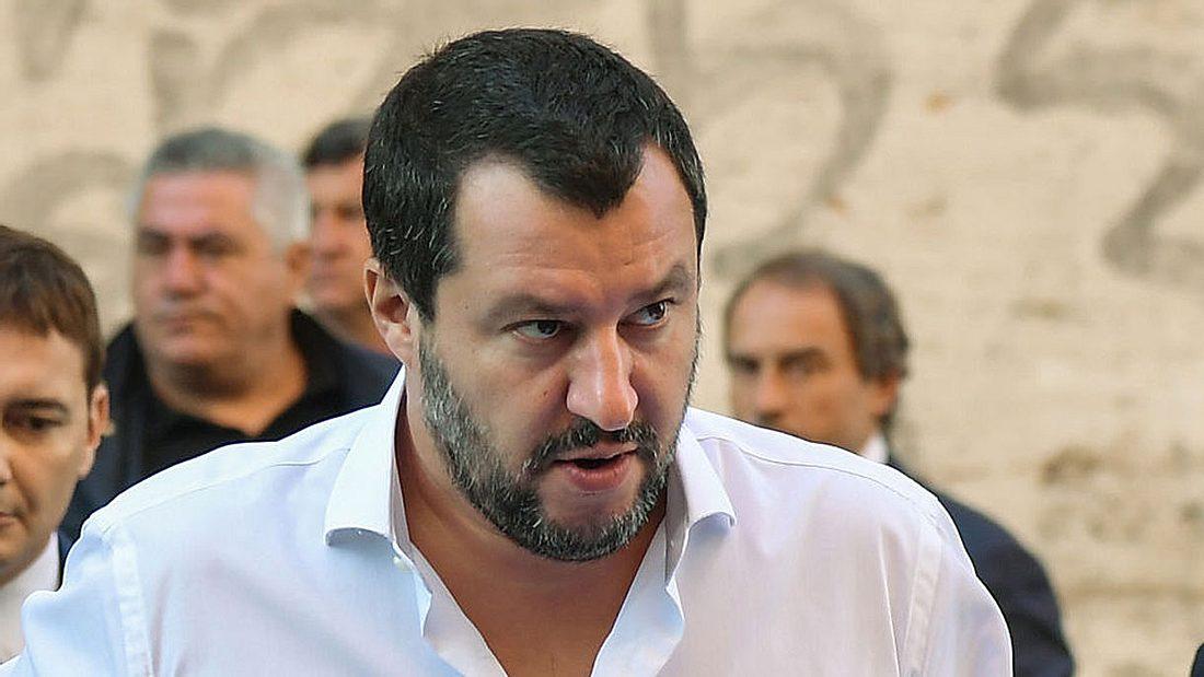 Matteo Salvini will Vergewaltiger kastrieren lassen.