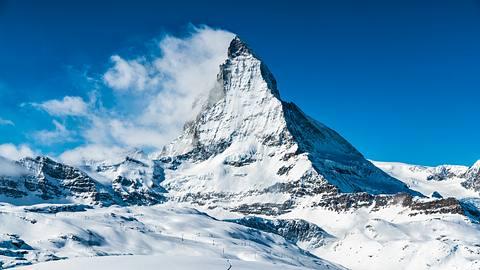 Matterhorn - Foto: iStock / mbbirdy
