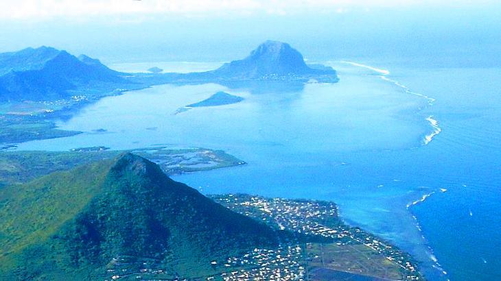 """""""Mauritia"""": Forscher weisen versunkenen Kontinent unter Mauritius nach"""