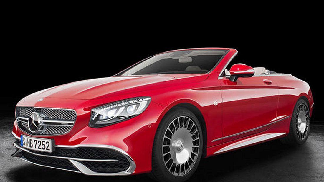 Limitiert: Der Mercedes-Maybach S 650 Cabrio