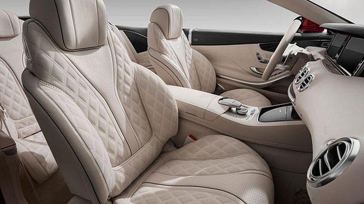 Luxus pu: Limitiertes Maybach S 650 Cabrio