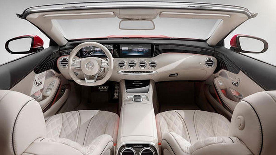 Mercedes-Maybach S 650 Cabrio: Eines der exklusivsten Cabriolets der Welt
