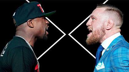 MayMac: Dazn zeigt den Boxkampf zwischen Conor McGregor und Floyd Mayweather in Deutschland im Livestream - Foto: Dazn