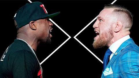 DAZN holt sich Rechte für McGregor vs. Mayweather