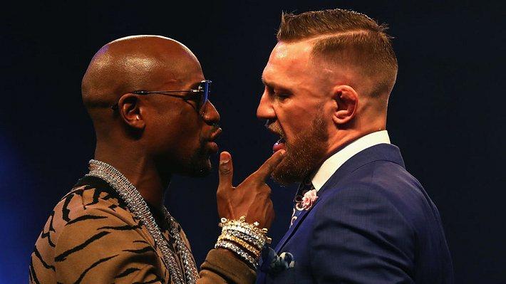 Rückkampf im Käfig: Conor McGregor vs Floyd Mayweather