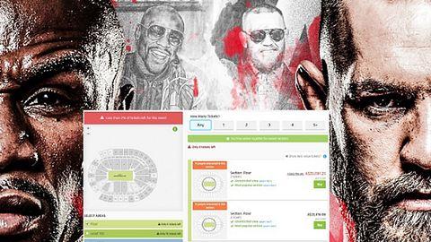 Die Kampfsportwelt schaut am 26. August nach Las Vegas, wo MMA-Champ Conor McGregor auf den ungeschlagenen Boxweltmeister im Ruhestand Floyd Mayweather trifft