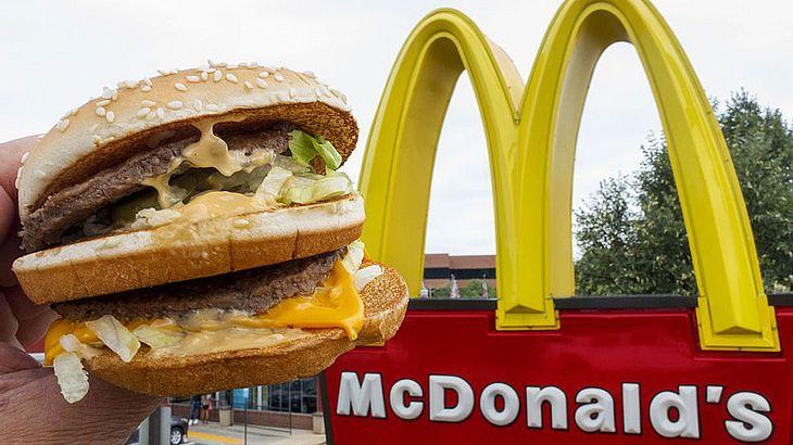 McDonald's hat Ärger mit seinem Big Mac.