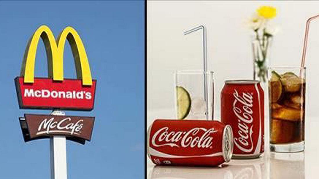 Wasserfilter und Sirup: Deshalb schmeckt Deshalb schmeckt Cola bei McDonald's besser