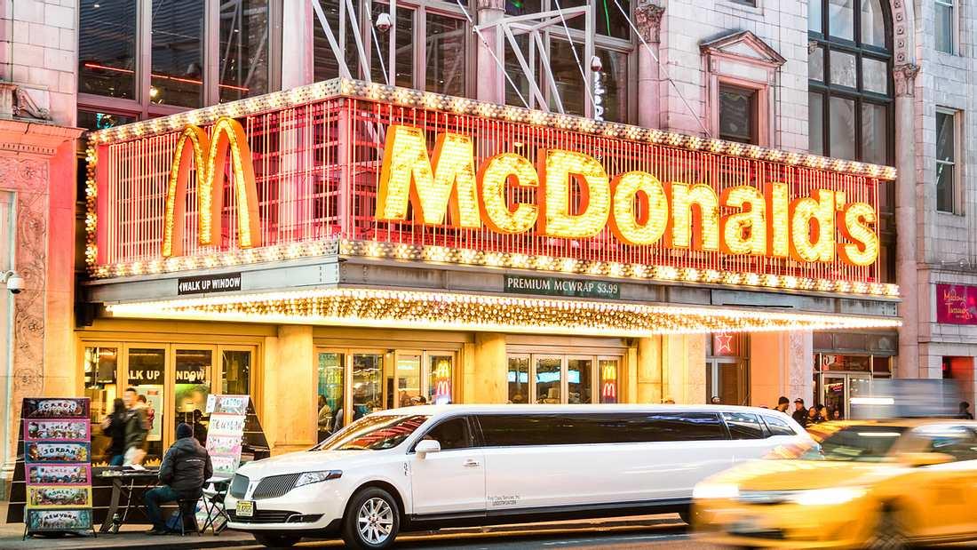 McDonald's möchte zum Sterne-Restaurant werden