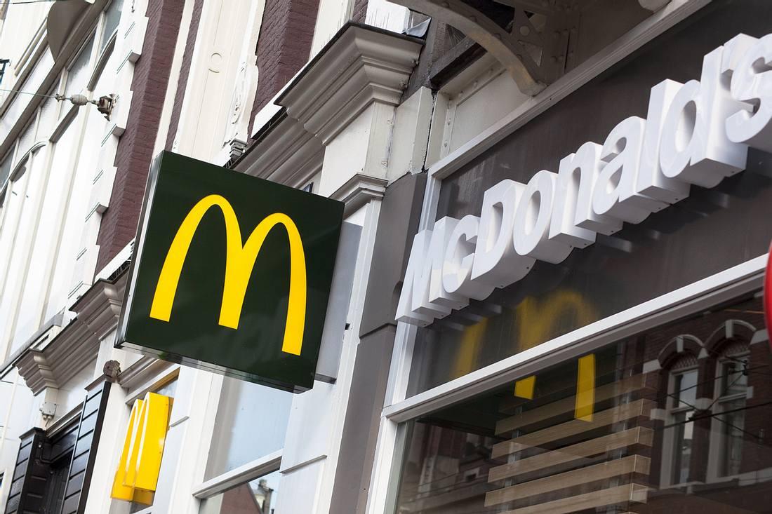 McDonalds-Filiale