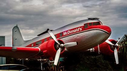 Die 9 verrücktesten McDonalds der Welt