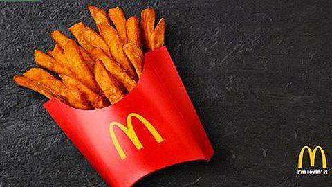 McDonalds bringt Süßkartoffel-Pommes in Filialen