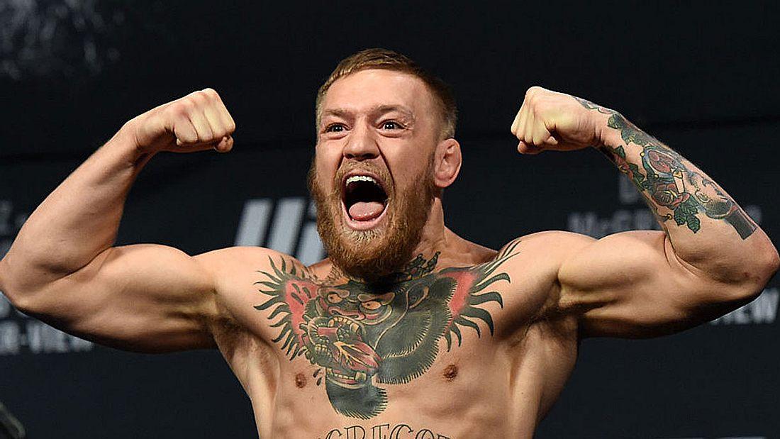 Conor McGregor feiert 2019 sein Comeback.