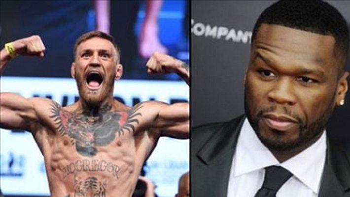 Konter aus der Hölle: Conor McGregor röstet Rapper 50 Cent mit brutalem Post - Foto: Getty Images | Montage Männersache