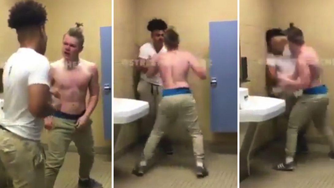 Mini-McGregor-Double verprügelt Klassenkameraden - Foto: CraziestSportsFights