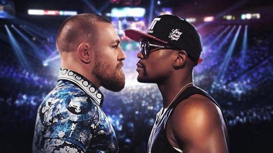 Conor McGregor hat den Vertrag für einen Boxkampf gegen Floyd Mayweather unterschrieben