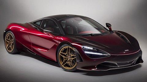 McLaren 720S Velocity - Foto: McLaren Automotive / MSO