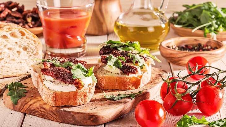 Deshalb ist die mediterrane Küche so gesund