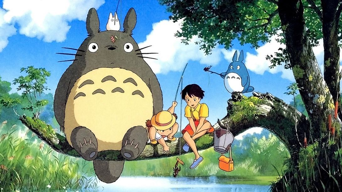 Mein Nachbar Totoro - Foto: Studio Ghibli