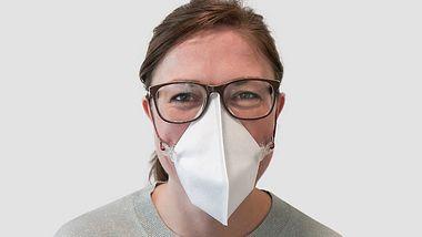 Melitta baut Virusmasken in Filtertütenform