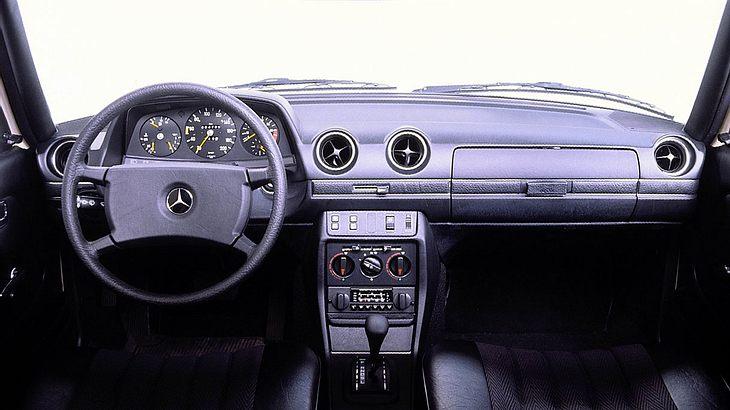Det Müller stellt den Mercedes 240D vor und gibt Tipps zum Gebrauchtwagenkauf
