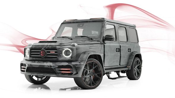 Mercedes AMG G63: Mansory Star Trooper by Phillip Plein