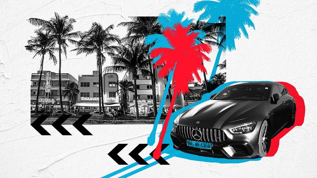 Mercedes-AMG goes Miami