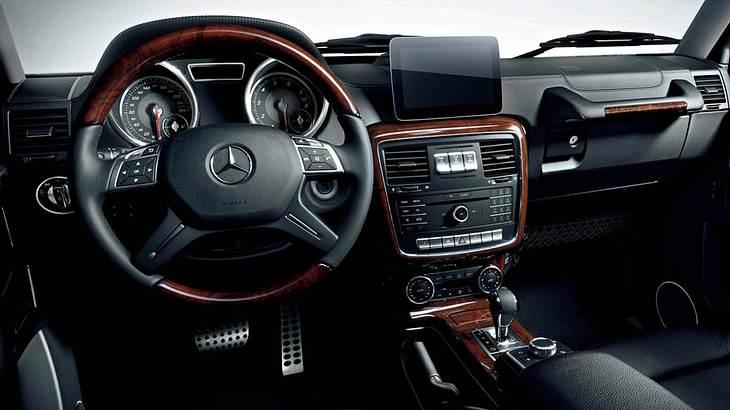 Mercedes G-Klasse: Exklusive Modelle vorgestellt | Männersache