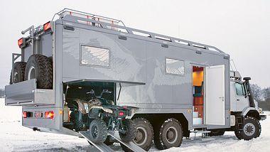 Zestros: Ein Wohnmobil für echte Kerle
