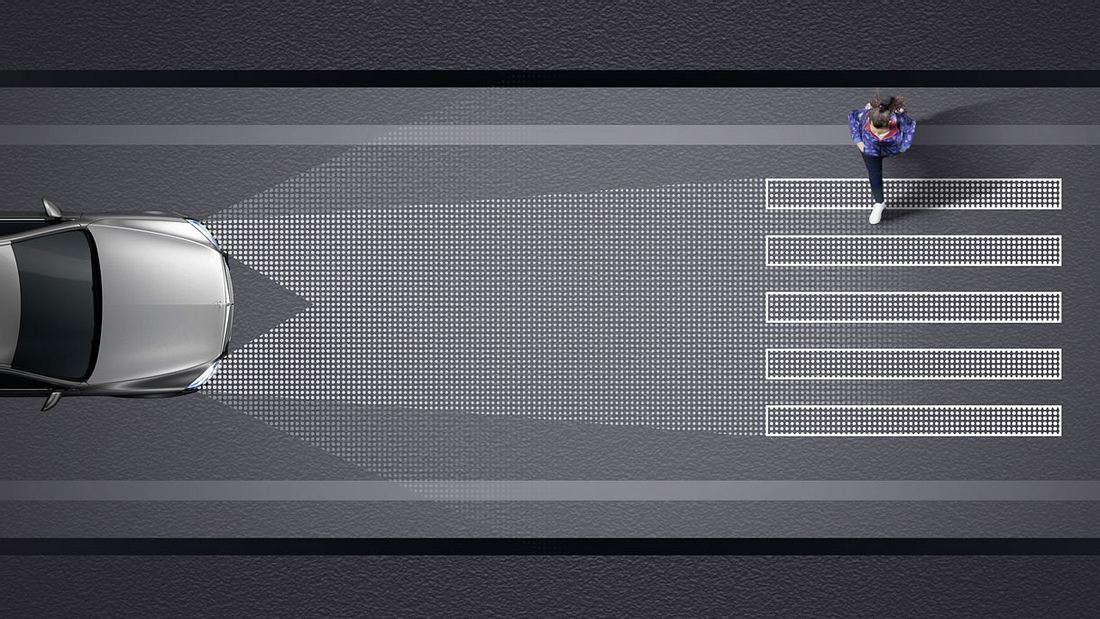 """Revolution der Scheinwerfertechnologie: Mercedes-Benz leuchtet in HD-Qualität """"DIGITAL LIGHT"""""""