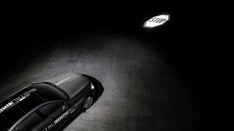 Digital Light: So genial sind Mercedes-Benz neue Scheinwerfer