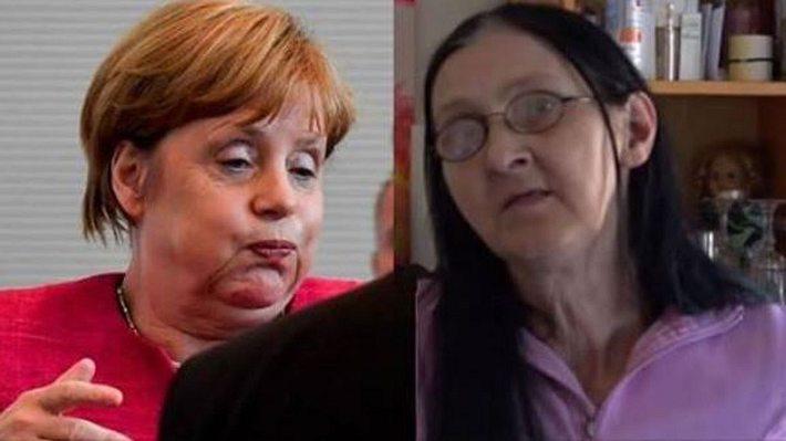 Hartz-IV-Empfängerin rechnet auf RTL 2 mit Angela Merkel ab