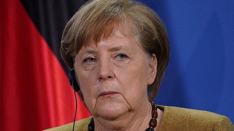 Angela Merkel - Foto: Getty Images/Sean Gallup