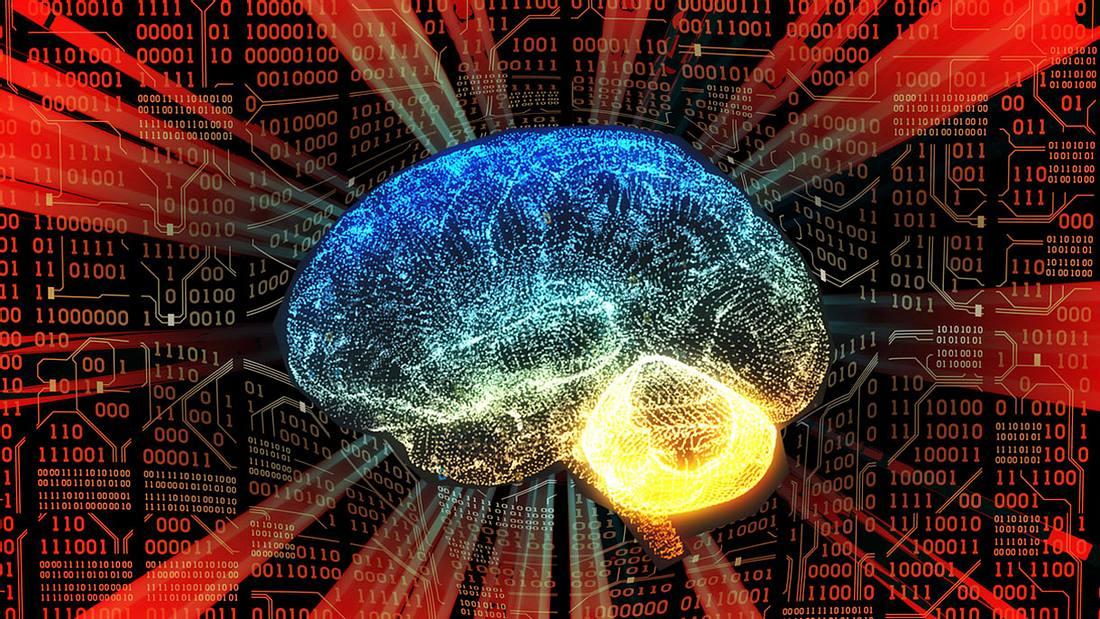 Superleistungsfähiges Gehirn
