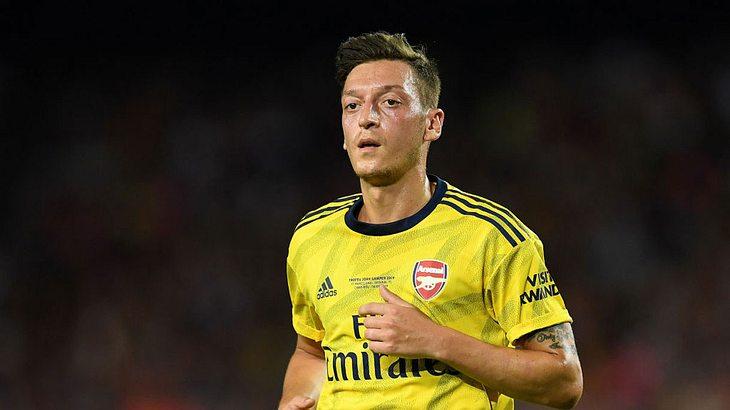 Mesut Özil und ein Bandenkrieg in London.
