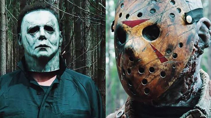 Michael Myers und Jason Voorhees