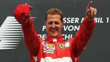 Michael Schumacher: Endlich gibt es gute Nachrichten
