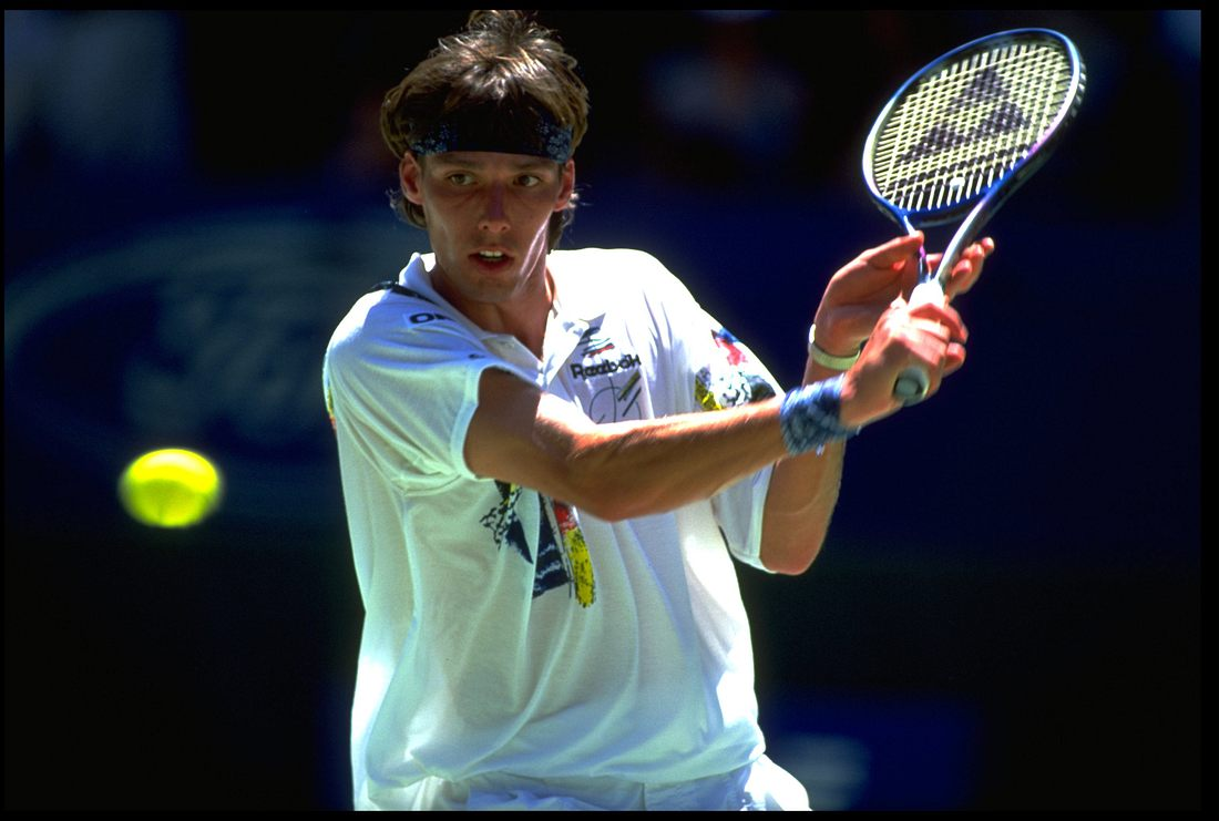 Tennisspieler Michael Stich