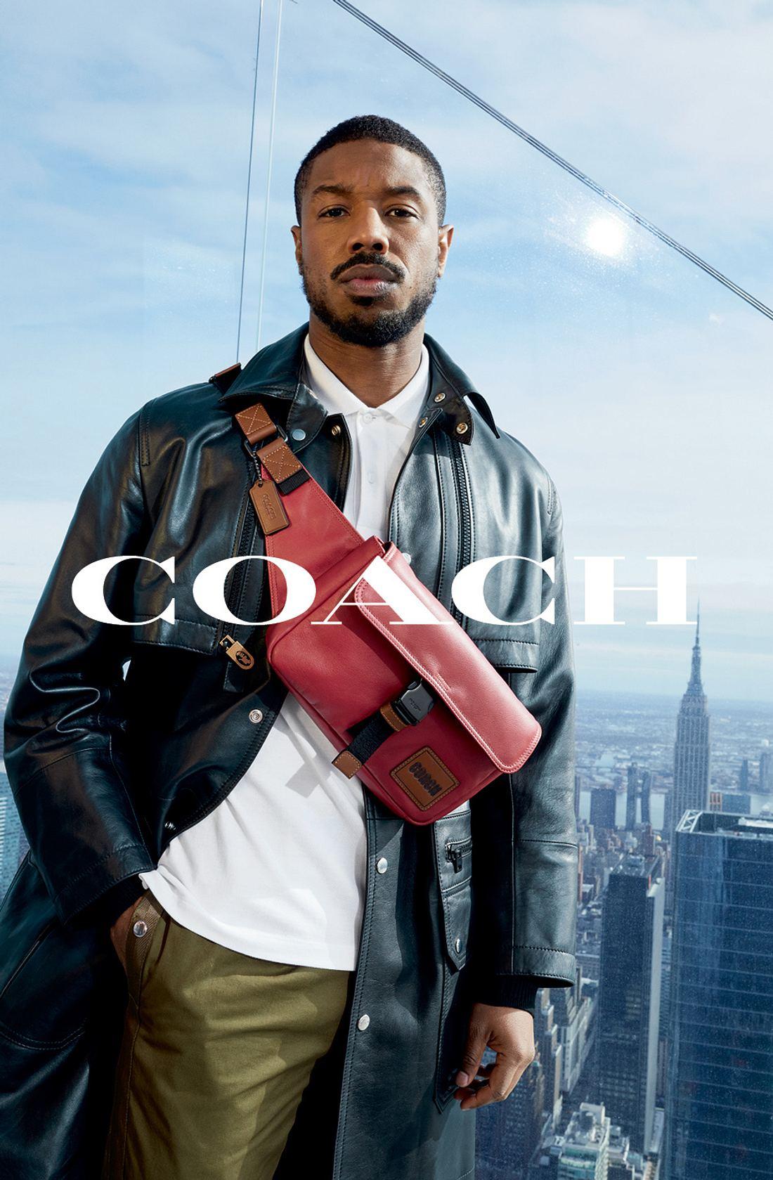 Michale B. Jordan für Coach