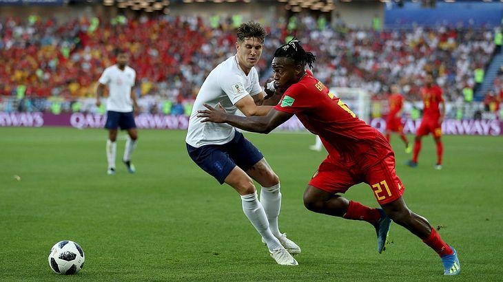 Belgischer Nationalspieler sorgt für lustigsten WM-Moment aller Zeiten